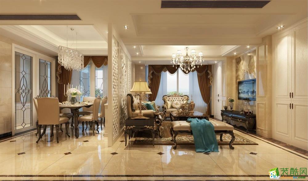 法式风格 三房两厅 | 127.00�O | 12.80万