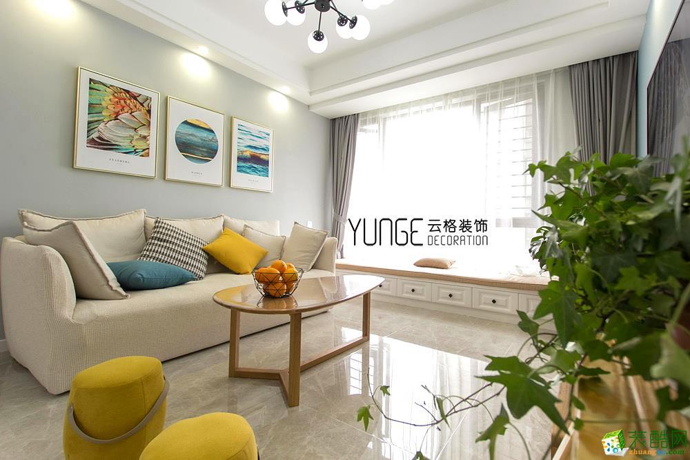 杭州云格装饰-三室一厅一卫