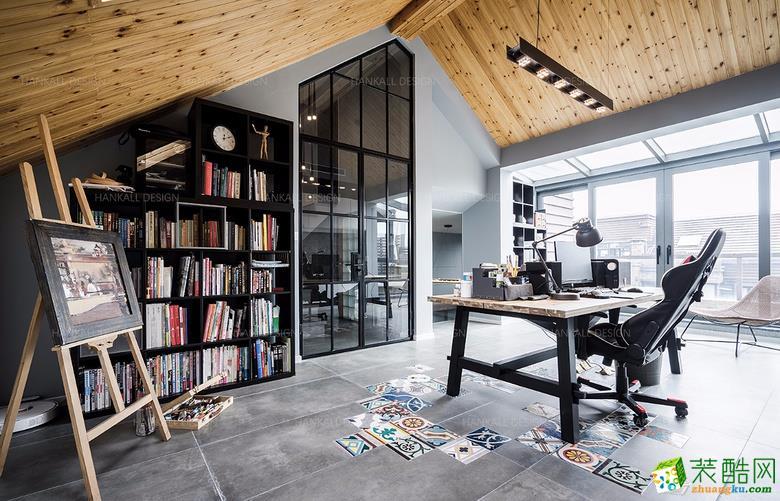 杭州瀚高设计装饰工程-跃层住宅