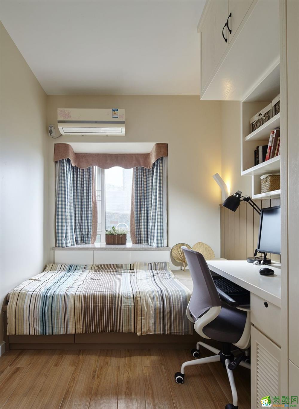 卧室  俊发城-北欧风