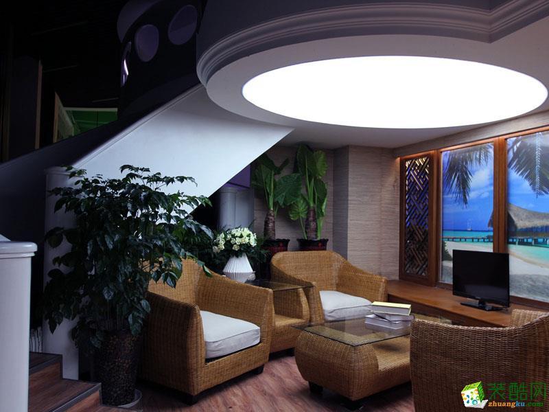 澳华公装―元洲设计事务所办公室装修