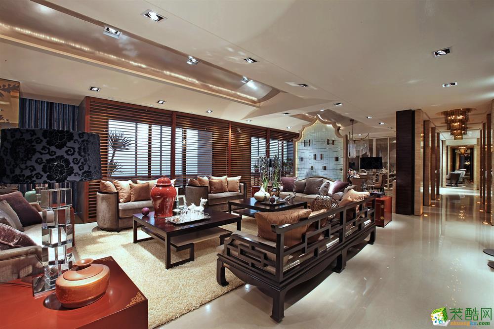 昆明艺顶装饰工程有限公司-四室两厅两卫