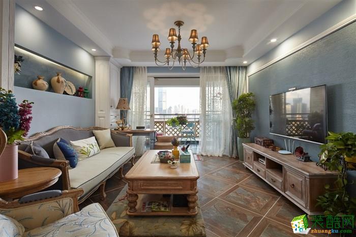 合肥中博装饰工程有限公司-两室两厅一卫