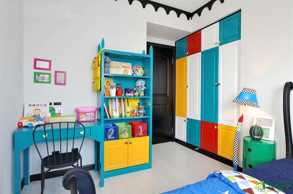儿童房  中博环保家装―临湖社区