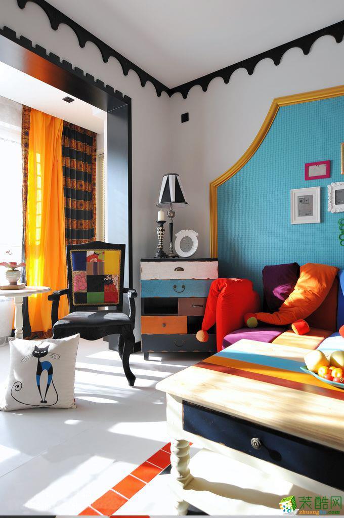 合肥中博装饰工程有限公司-三室一厅一卫