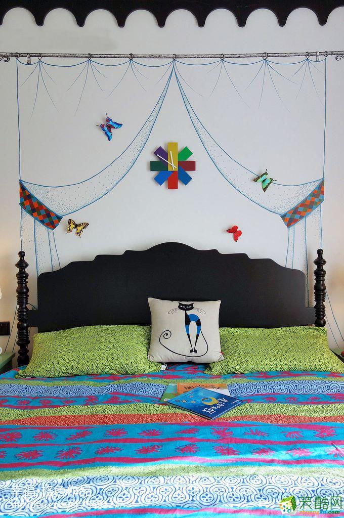 卧室  中博环保家装―临湖社区
