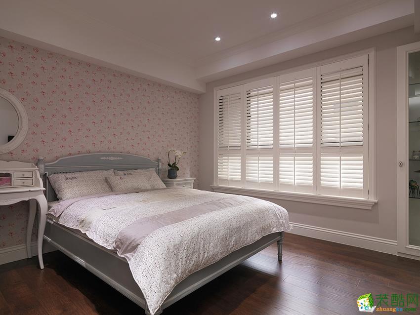 卧室  衡阳天成华美装饰-120平米田园三居室装修案例