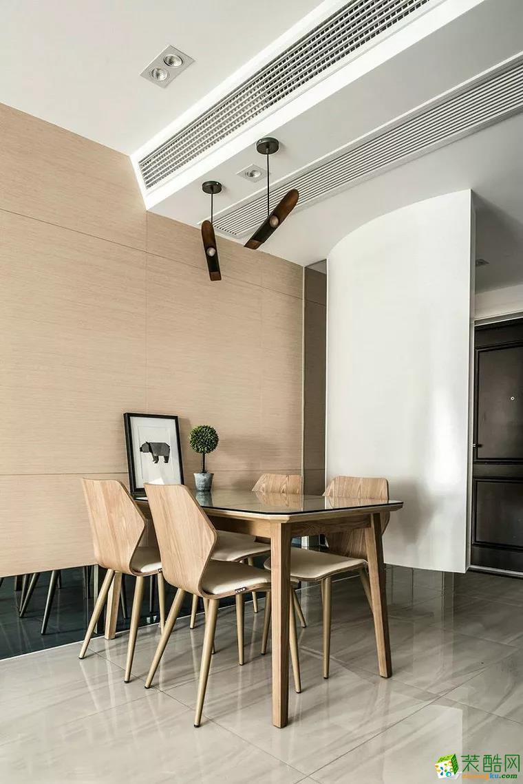 餐厅  【筷子装饰】89�O现代港式风,自然温馨
