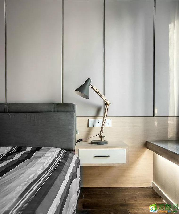 卧室  【筷子装饰】89�O现代港式风,自然温馨