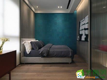 汉成天地120方三室一厅装修设计效果图