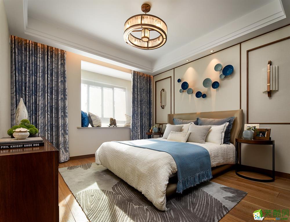 卧室 豪装天下丨现代轻奢风装修效果图