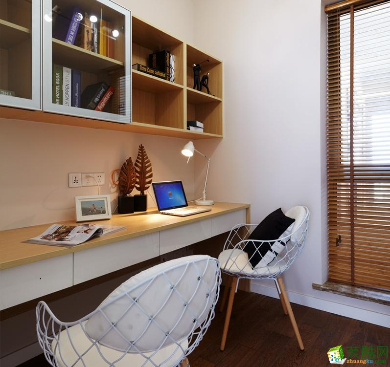 西安三只兔装饰-105平米三居室装修案例