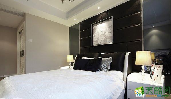 天怡美装饰--仁安龙城国际68平米简约风格三室两厅装修案例效果图赏析。