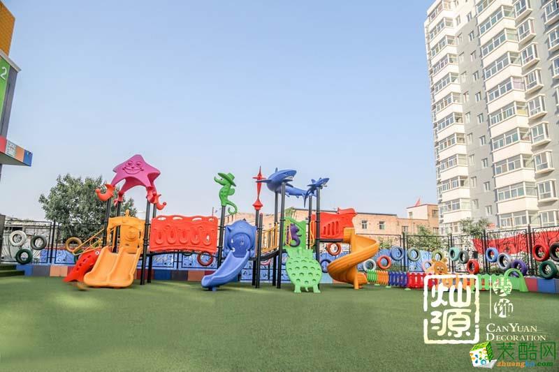 >> 南宁幼儿园装修—高新区主题幼儿园设计装修案例