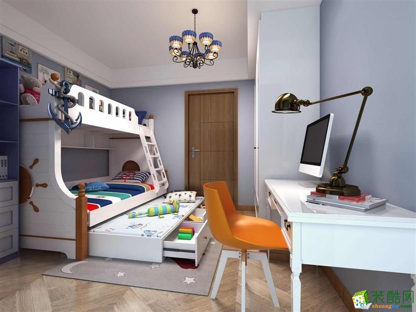 武汉80平新房装修—两室一厅挪威北欧风格装修_北欧两