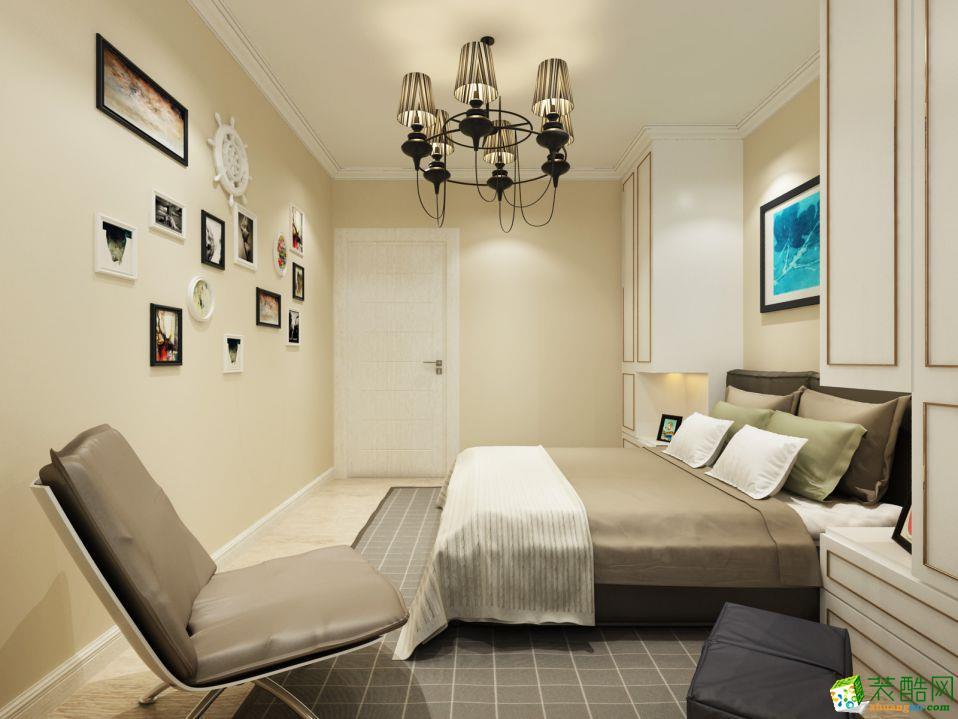 衡阳唐朝装饰-95平米北欧两居室装修案例