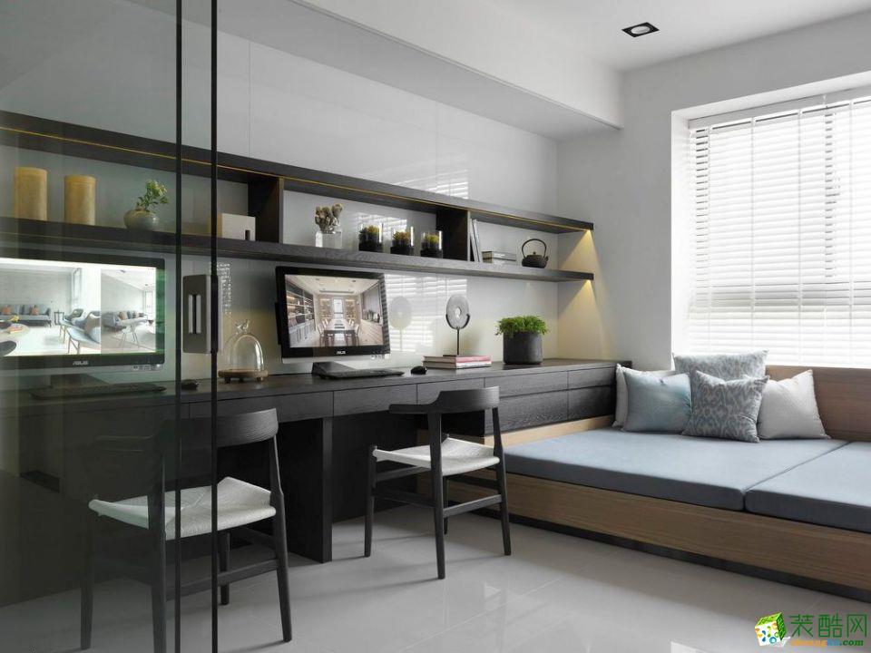 衡阳星艺装饰-95平米地中海两居室装修案例