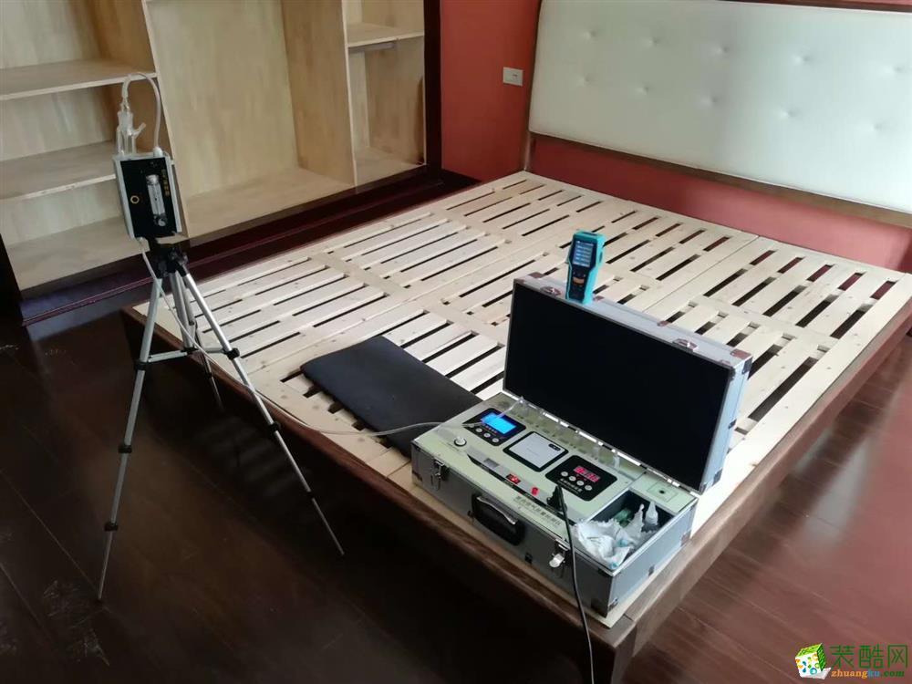 十堰国瑞蓝山郡119平米含柜子灯具家具窗帘简中风实木整装
