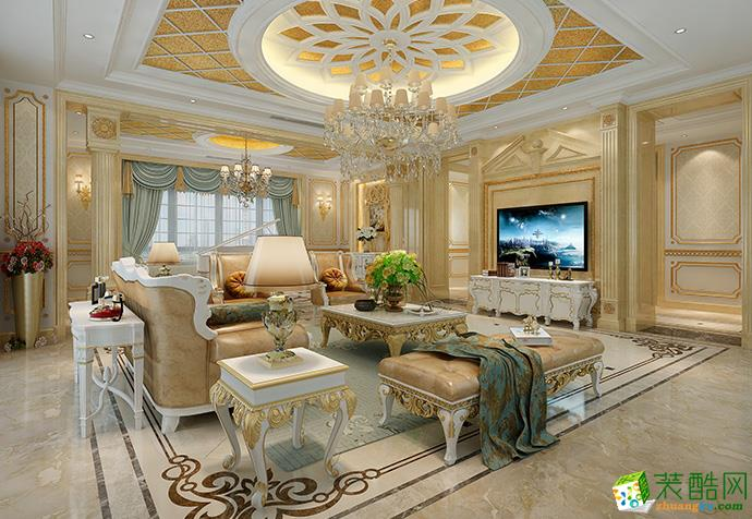 一品漫城别墅设计案例 聚通装潢