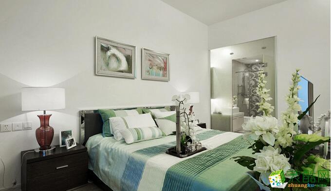 重庆130平米装修--天怡美装饰茂悦府典雅风格四室两厅装修案例效果图赏析
