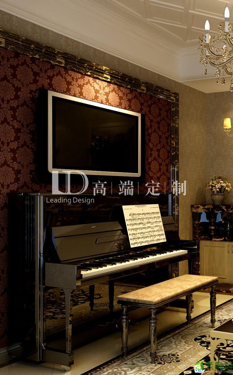 重庆350平米装修-兄弟装饰万科渝园别墅装修案例赏析