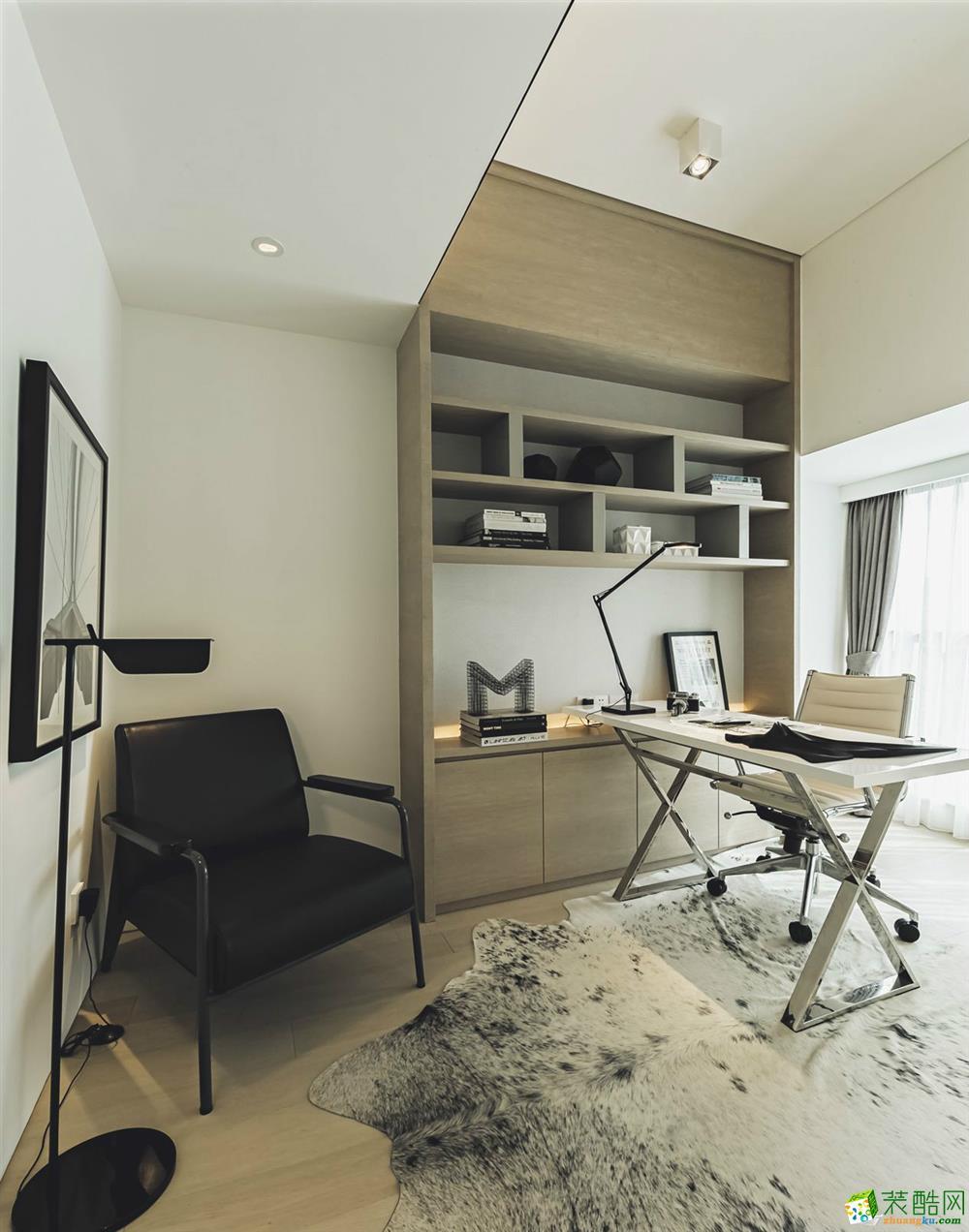 重庆100平米装修--维享家装饰协信・星澜汇三室一厅装修 现代风格效果图赏析