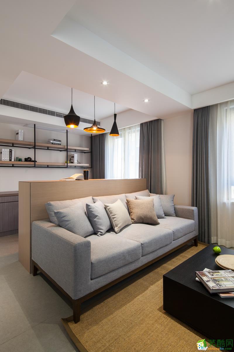 宁波越界建筑装饰工程有限公司-四室两厅两卫