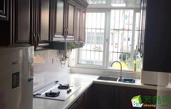 蘇州局部翻新作品—8平米廚房翻新改造