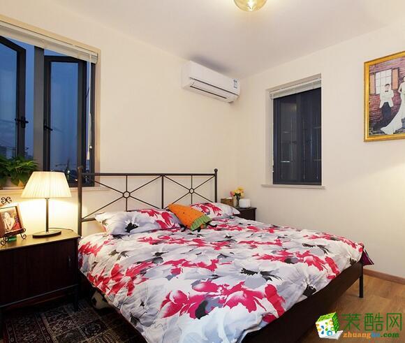 >> 十堰45平米一室一厅小户型装修—田园风格作品