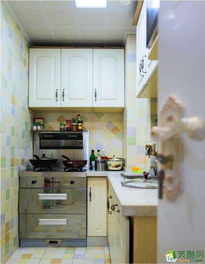 沈阳奉泉装饰-80平米田园两居室装修案例