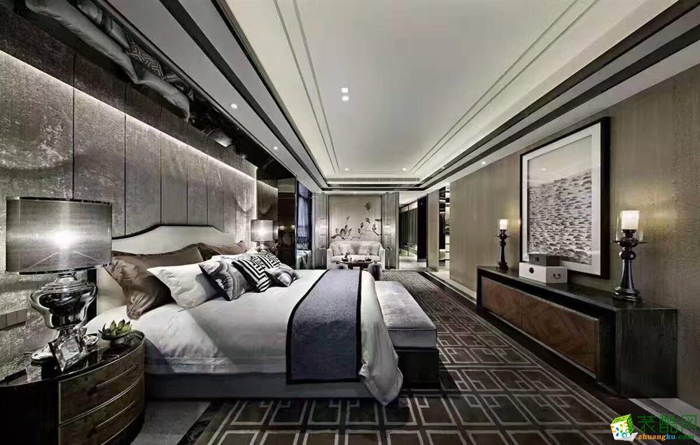 >>北京龙发装饰别墅装修设计样板房半包65万精装450平米港式别墅是不是也的风格全都台湾明星不是住图片