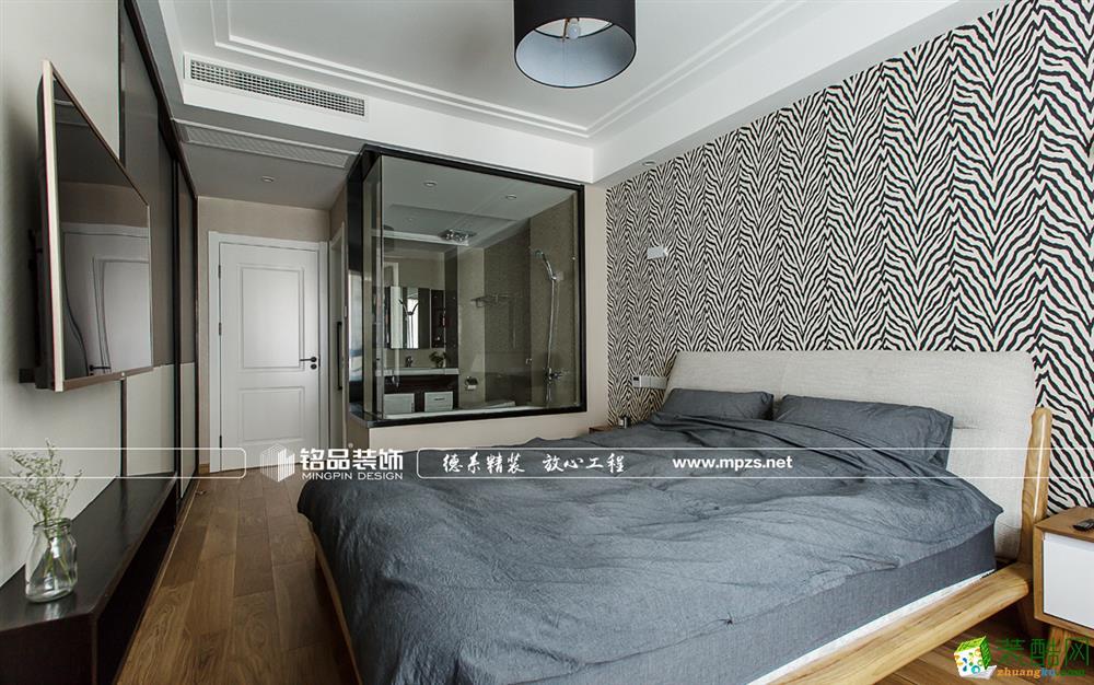 桐庐铭品装饰工程有限公司-三室两厅两卫