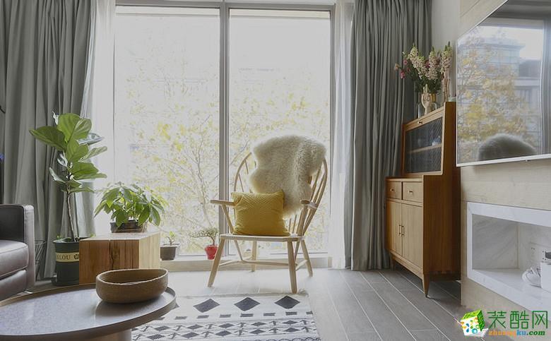 其他 重庆87平米两室两厅装修 北欧风格装修案例图赏析 -维享家装饰 维享家87平北欧风