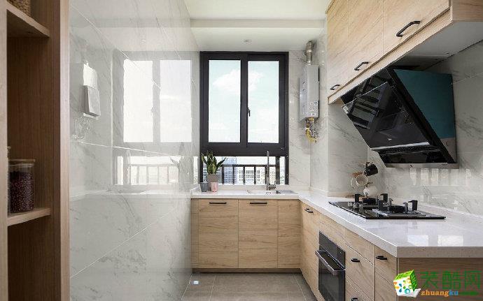 厨房 重庆90平三室两厅装修 远洋城北欧风格装修案例赏析 佳天下装饰 【佳天下装饰】  远洋城
