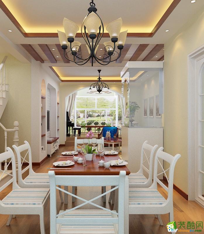 >> 现代简约风格104平米三室一厅装修案例效果图--品派装装饰