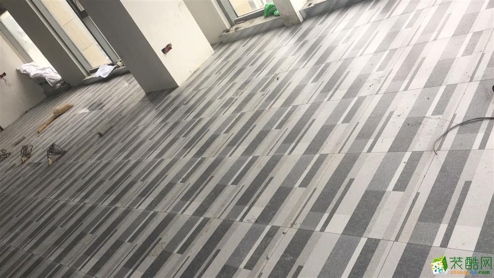 武漢辦公室裝修—沃德中心11層辦公室270㎡裝修設計作品