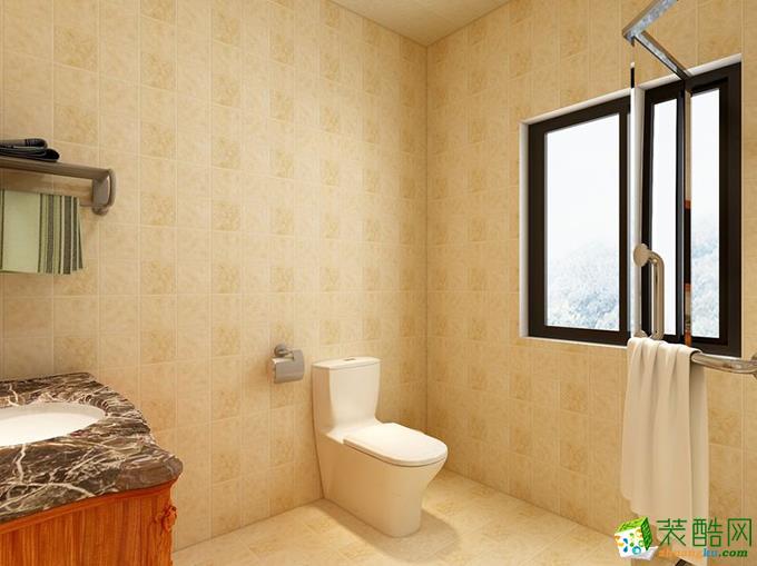 长沙千思装饰-120平米北欧三居室装修案例
