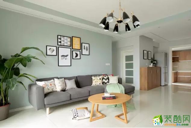 【春满人间装饰】苏尚家园现代北欧风格装修设计案例