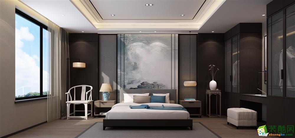 250平米独栋别墅简约风格装修效果图