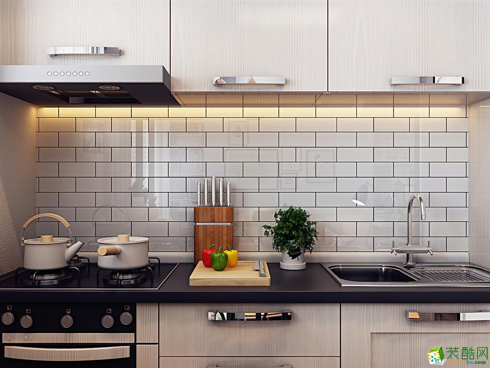 無錫創合裝飾-50平米單身公寓裝修案例