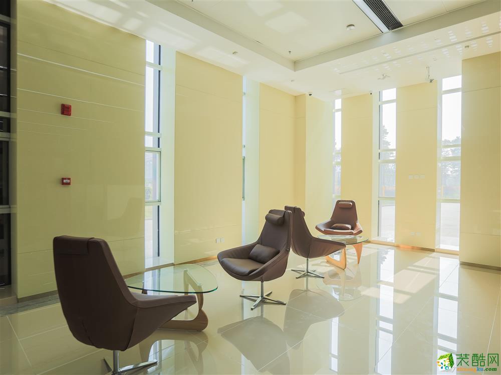 【雅安市商业银行】办公室装修设计