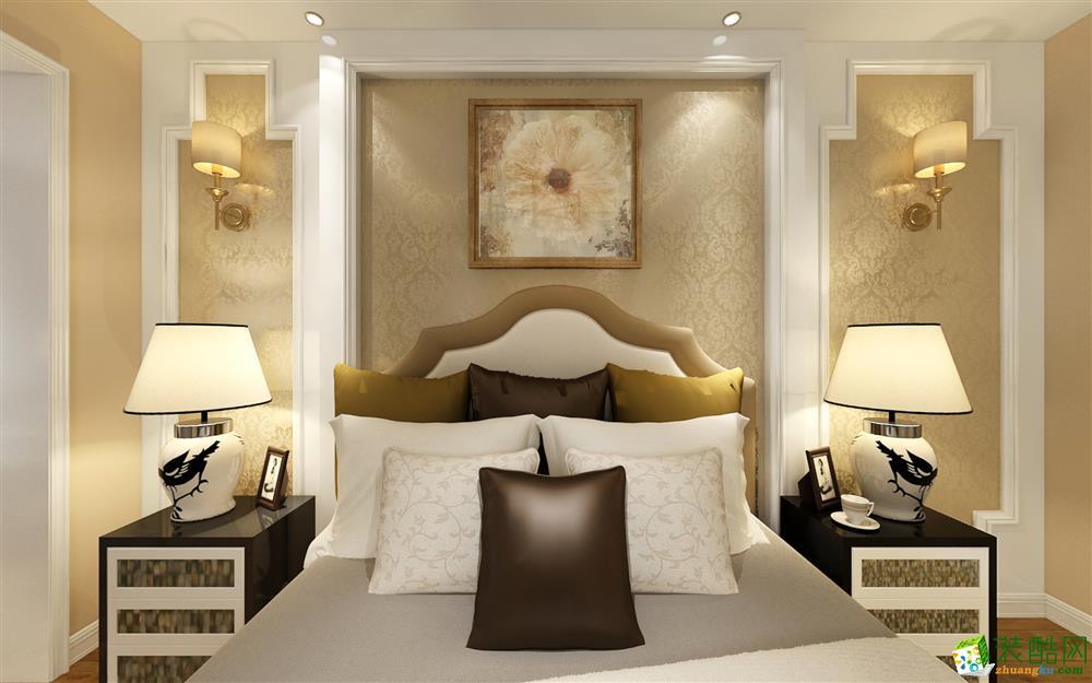 卧室  美的家装饰-海宇逸景苑