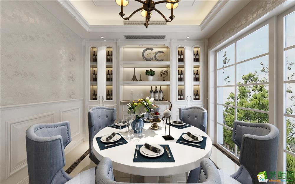 餐厅  美的家装饰-海宇逸景苑