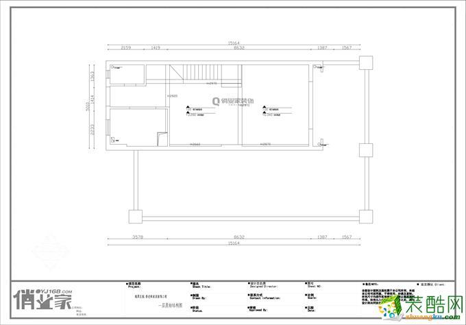 重庆别墅装修-逸翠庄园234平米现代风格案例装修效果图赏析-俏业家装饰