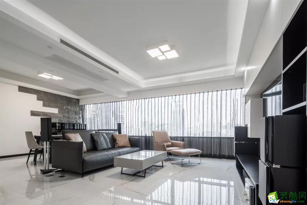 北京乐上名都装饰工程有限公司-三室两厅两卫