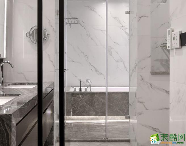 昆明180平米復式裝修—香樟俊園 現代風格效果圖