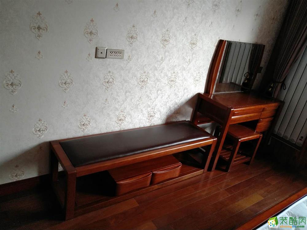 西安鉑廷120平米實木家具
