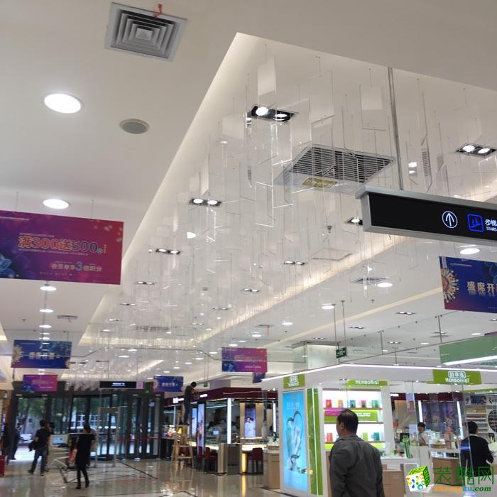 烏魯木齊商場裝修-10000平米大型商場裝修效果圖