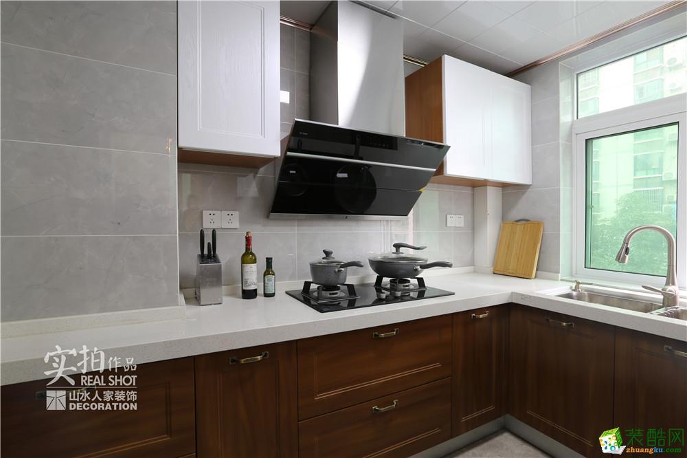 武汉学雅芳邻130�O三房两厅一厨两卫北欧风格装修效果图