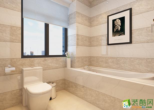 济南威廉装饰-115平米中式三居室装修案例